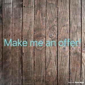 Let's make a deal!!